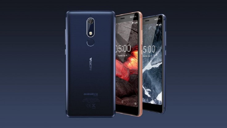 HMD Global odhaľuje novú generáciu smartfónov Nokia 5, Nokia 3 a Nokia 2