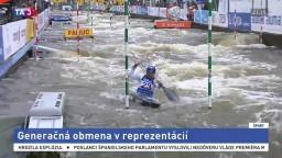 MS vo vodnom slalome: pozície v Prahe zaujali mladší pretekári