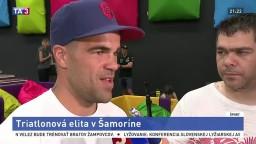 Triatlonová elita sa stretne v Šamoríne, slovenskí pretekári budú pri tom