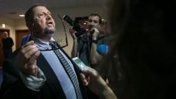 Odškodné 150-tisíc Harabin zatiaľ nedostane, prokuratúra sa odvolala