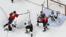 NHL: Hokejisti Washingtonu zvíťazili nad hráčmi Vegas, Tatar nehral