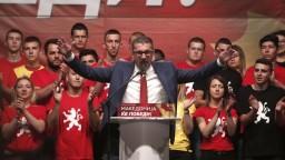 V Macedónsku protestovali proti zmene názvu krajiny, žiadajú predčasné voľby