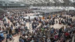 Letisko museli čiastočne evakuovať, výpadok zavinila elektrina