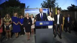 Slovinské voľby vyhrala strana expremiéra, o vláde musí rokovať