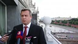 Bez silného Ruska nie je možný mier, uviedol Danko v Moskve