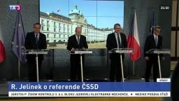 Politológ L. Jelínek o politickej situácii v Česku