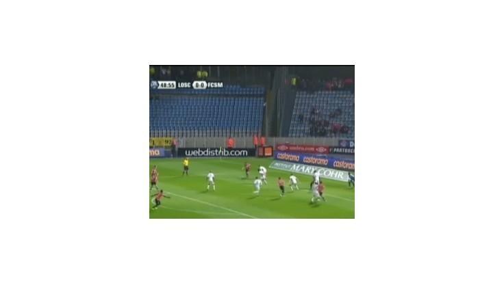 Lille remizovalo so Sochaux 2:2