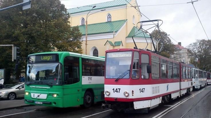 Doprava zadarmo sa osvedčila, Estónci ju zavádzajú aj mimo metropoly
