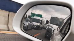 Diaľnicu do Bratislavy zablokovala nehoda, prejazdný je jeden pruh