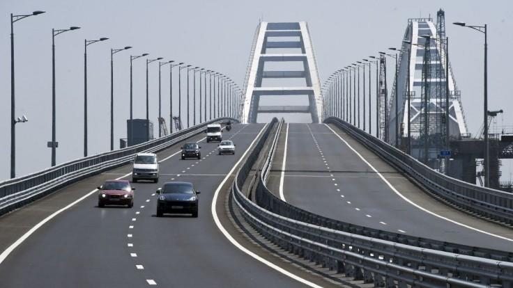 Rusi po dokončení mosta na Krym avizujú ďalší gigantický projekt