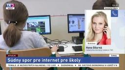 Dočkajú sa školy lepšieho internetu? Ministerstvu hrozí pokuta