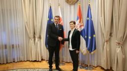 Danko navštívil Srbsko, chce naštartovať výmenu informácií