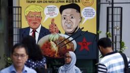 Prípravy na historický summit v Singapure sú v plnom prúde