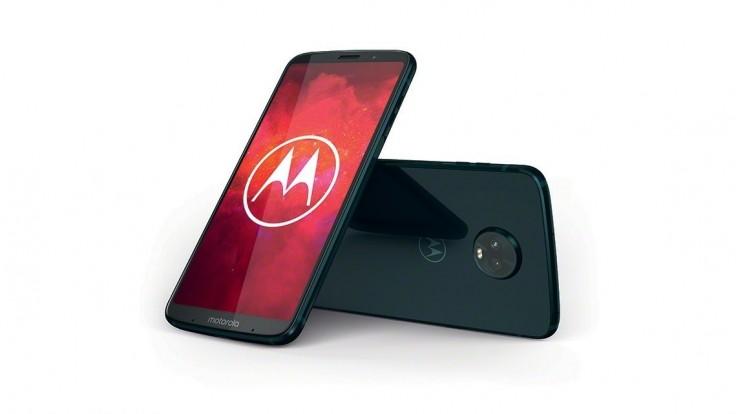 Prichádza hravý smartfón Motorola Moto Z3 Play