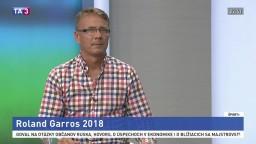 HOSŤ V ŠTÚDIU: Tenisový tréner Š. Čižmarovič o Roland Garros