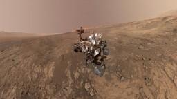 NASA objavila nové dôkazy o možnej existencii života na Marse
