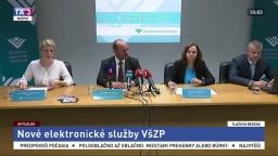 TB predstaviteľov VšZP o nových elektronických službách