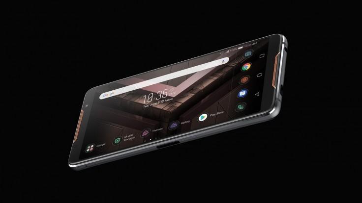 ASUS ROG má prvý herný smartfón a bohaté portfólio noviniek