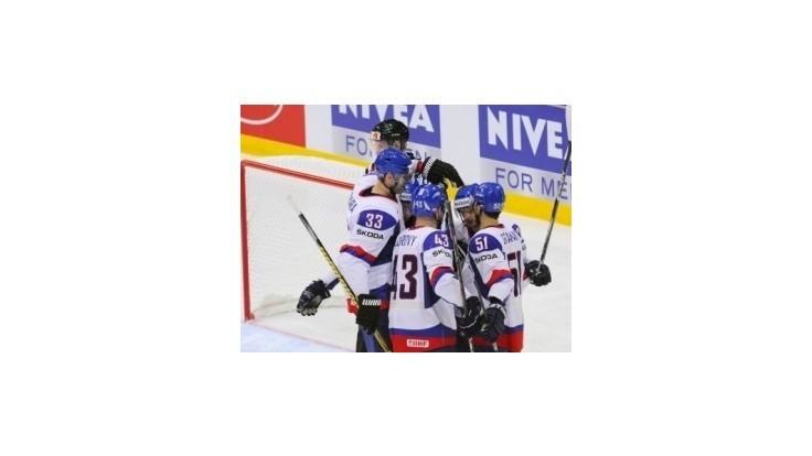 Slováci vo štvrťfinále narazia opäť na Kanadu