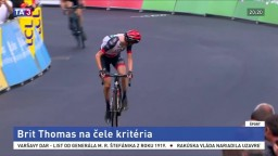 Napínavá etapa Critérium du Dauphiné: Ír útočil 3 kilometre pred cieľom