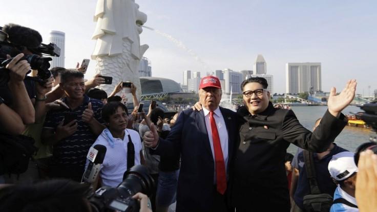 Kimov dvojník má problém, jeho pohyb bude sledovať polícia
