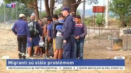 Migranti sú stále problémom, Čierna Hora pohrozila ostnatým plotom