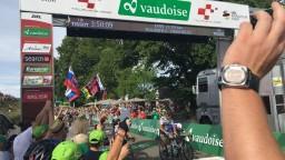 Sagan opäť prešpurtoval súperov, vo Švajčiarsku vyhral druhú etapu