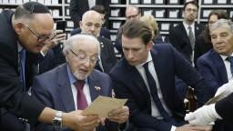 Rakúsky kancelár navštívil Izrael, chce zlepšiť vzájomné vzťahy