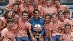 Fenomenálny Nadal ohúril tenisový svet a zarobil svoj stý milión