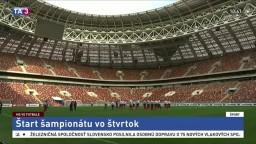 Futbalové majstrovstvá sa začínajú o pár dní, favoritmi sú Španieli