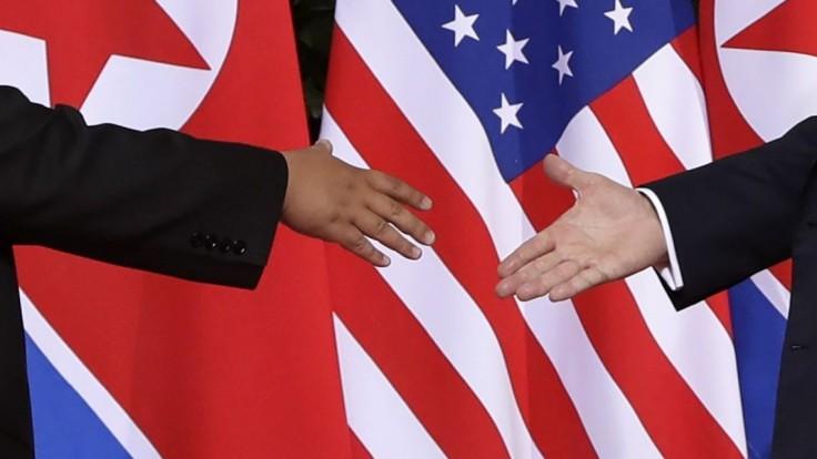 Fotogaléria: Najzaujímavejšie momenty stretnutia Trumpa s Kimom