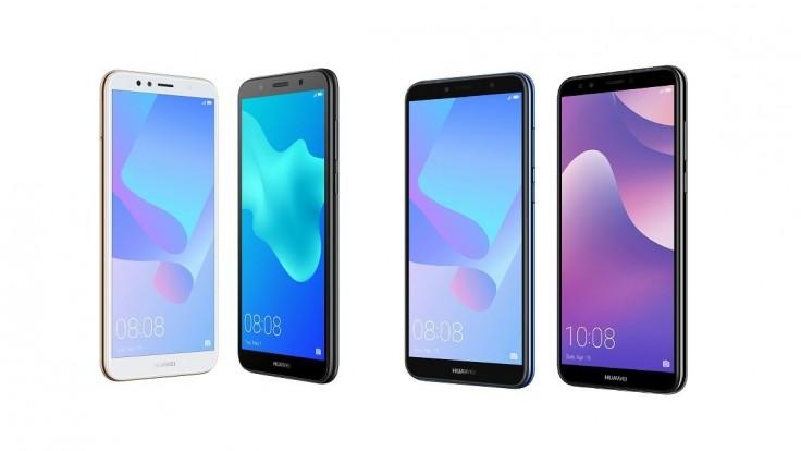 Nový rad Huawei Y prináša moderné funkcie v dostupnom balení