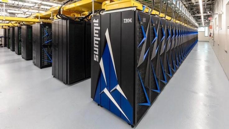 Najmodernejší superpočítač zvláda 200 000 biliónov výpočtov za sekundu