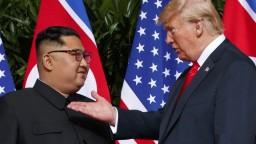 Kim navštívi USA. Trumpa pozval v čase, keď sa mu to bude hodiť