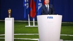 Putin potvrdil, že Rusko je na šampionát pripravené