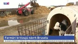 Brusel vydal návrh poľnohospodárskej politiky, farmári ho kritizujú