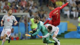 Ani hetrik hviezdneho Ronalda nestačil Portugalsku na výhru