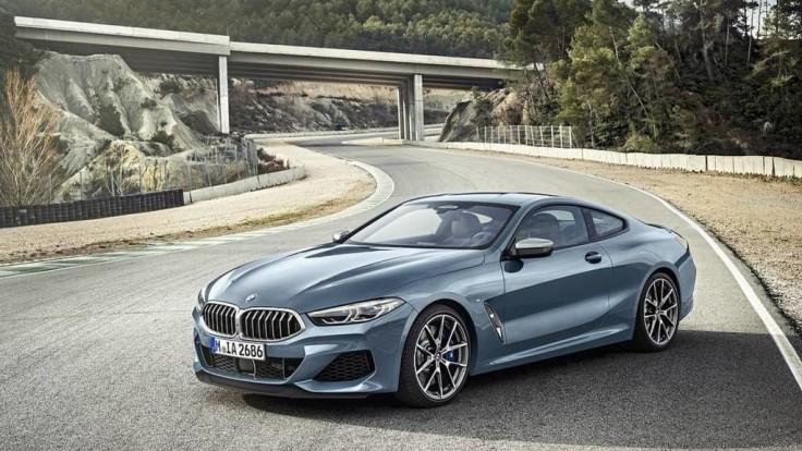 BMW radu 8 sa vracia. Opäť je to luxusné kupé