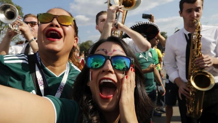 Futbalisti Mexika spôsobili senzáciu, porazili obhajcov titulu