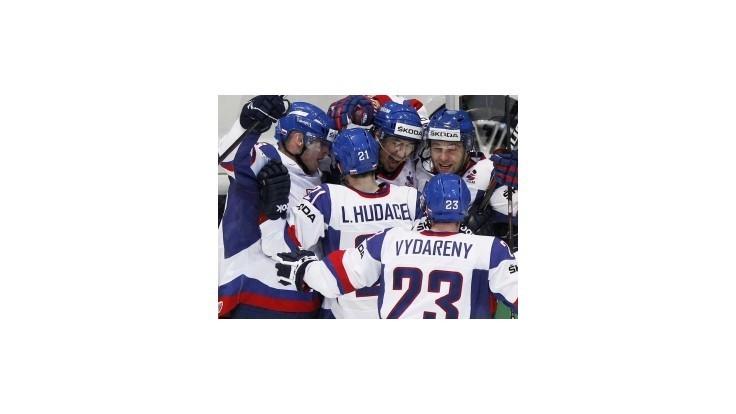 Slováci otočili zápas s Kanadou a budú hrať o medaily