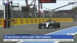 F1: Francúzsko zatiaľ patrí Mercedesu, na čele je Hamilton