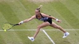 Rybáriková vo finále WTA neuspela, premohla ju Češka Kvitová