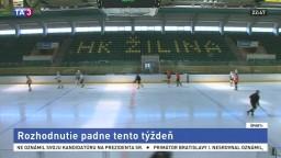 Ostane Žilina na hokejovej mape? Šance na najvyššiu súťaž sa znížili