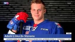 Liška chce ukázať, že si zaslúži hrať. Slovan ho chce v KHL