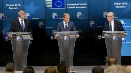 Skončil sa summit v Bruseli, presúvanie utečencov bude dobrovoľné