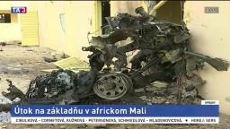 Islamskí radikáli zaútočili na základňu v africkom Mali
