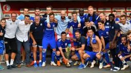 Náhrada za Superpohár vyšla na výbornú, Slovan s prvou trofejou