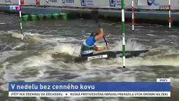 Reprezenantom v kanoistike sa v Krakove nepodarilo získať ďalšie medaily