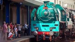 Prezidentský vlak dorazil do Bratislavy, čaká ho turné po Slovensku