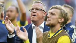Švédi postúpili medzi najlepšiu osmičku, rozhodol Forsberg